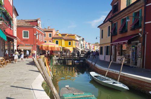 Burano Venetië