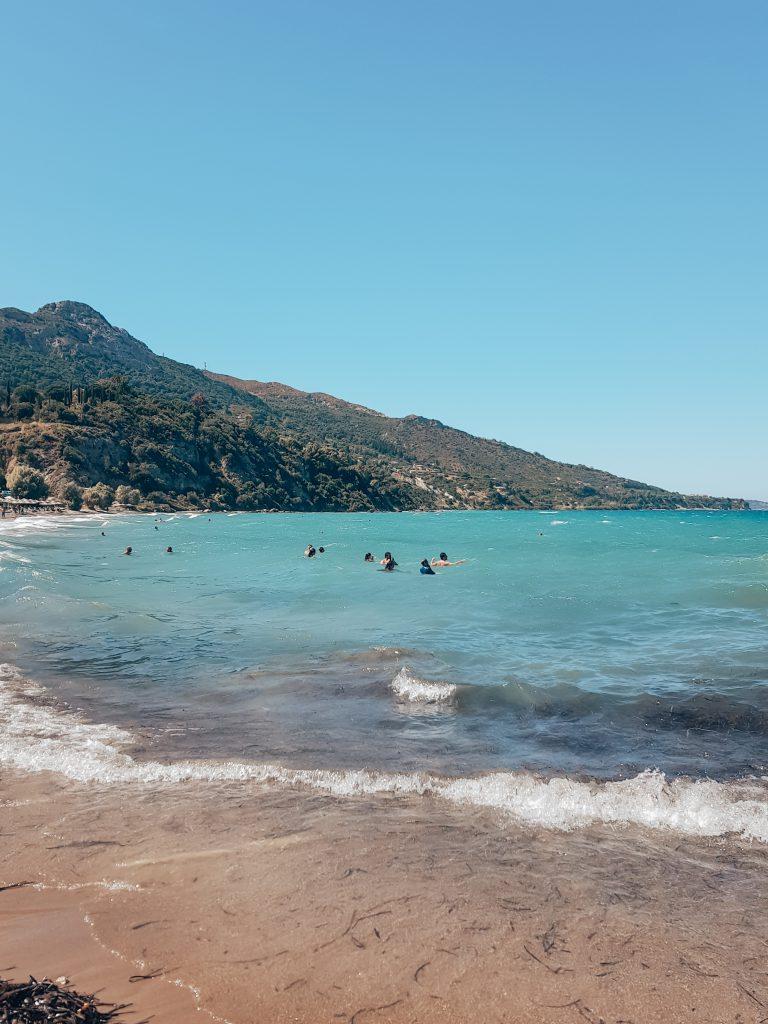 Porto Azzurro beach club