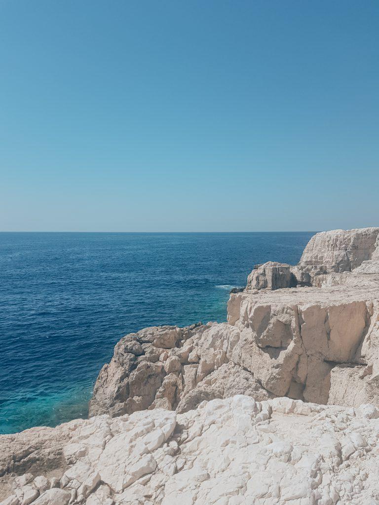 Plakaki beach zee Zakynthos