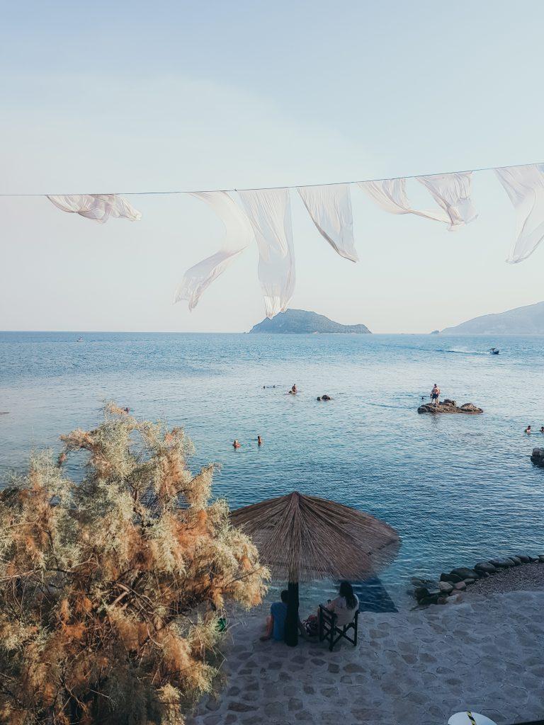 Cameo Island witte doeken