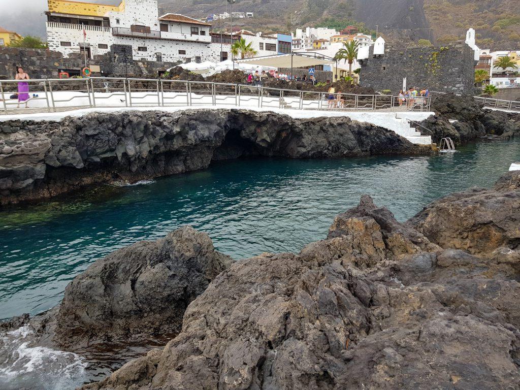Garachico natuurlijke baden
