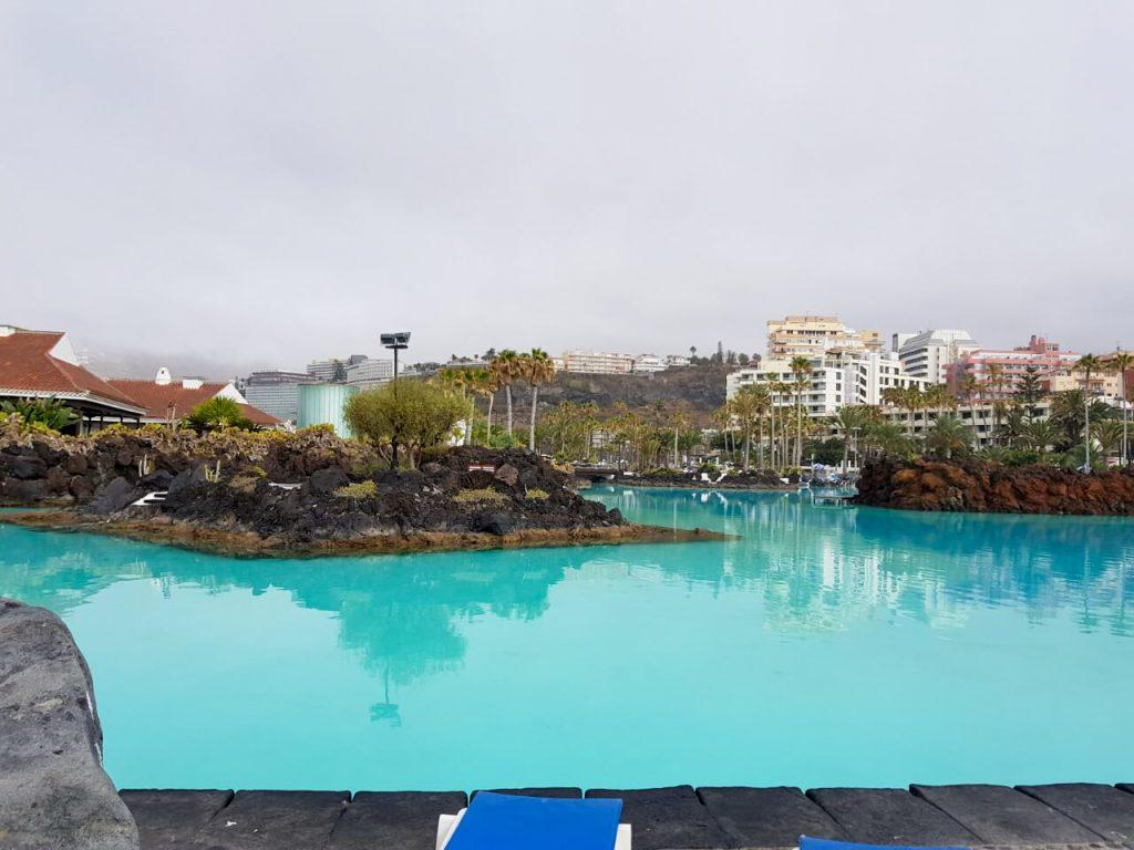 Lago Martianez Puerto de la Cruz bezienswaardigheden op Tenerife
