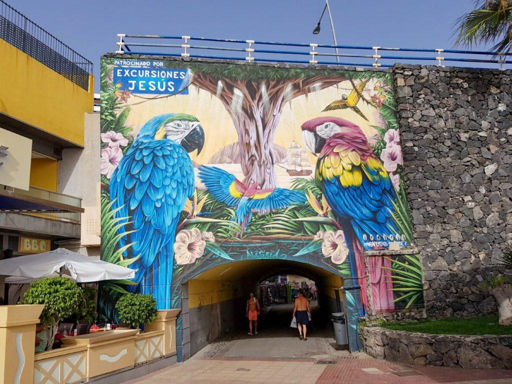 Boulevard Los Cristianos