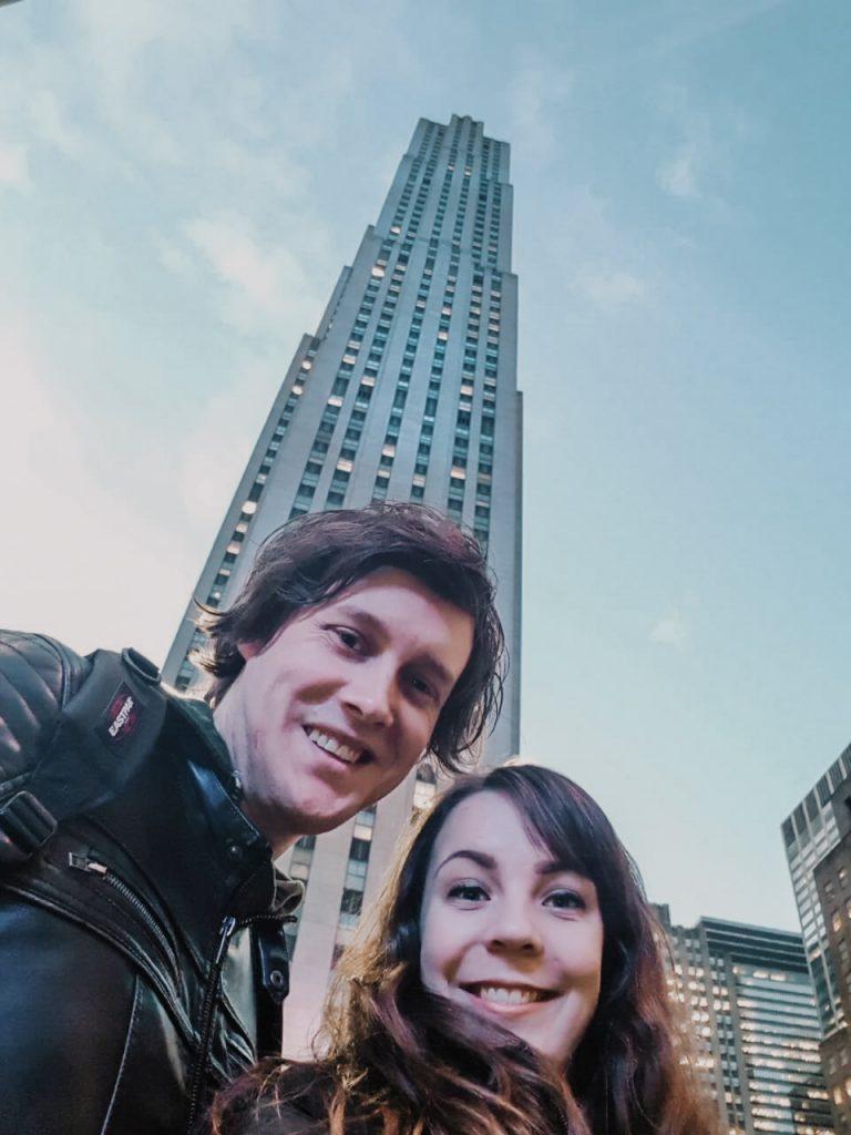 Top of the Rock Rockefeller Plaza