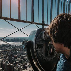 Verrekijker Empire State Building