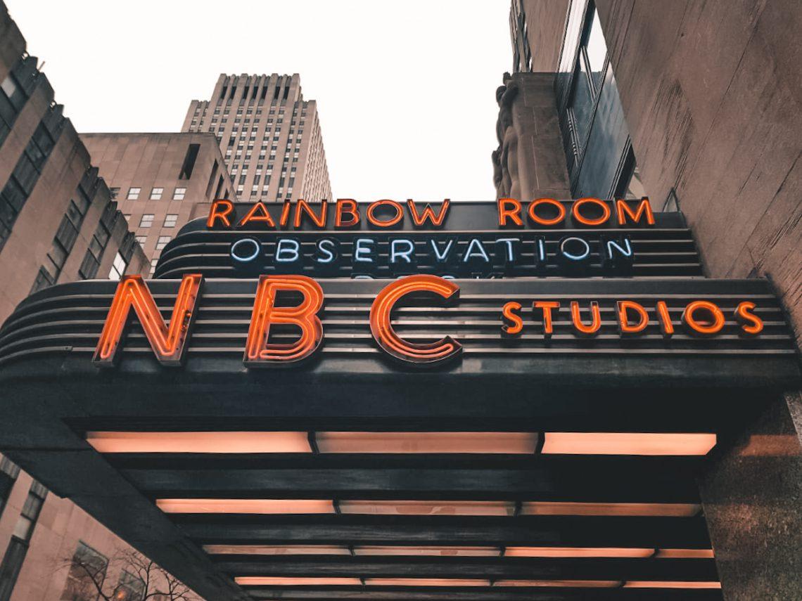 NBC studios gratis in New York