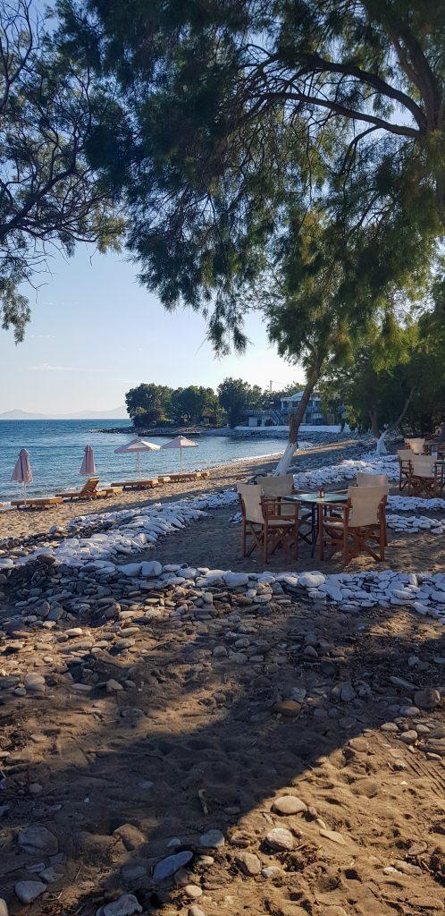 Marthokampos strand Samos