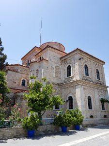 Pythagorion klooster bezienswaardigheden