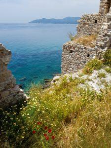 Pythagorion kasteel bezienswaardigheid
