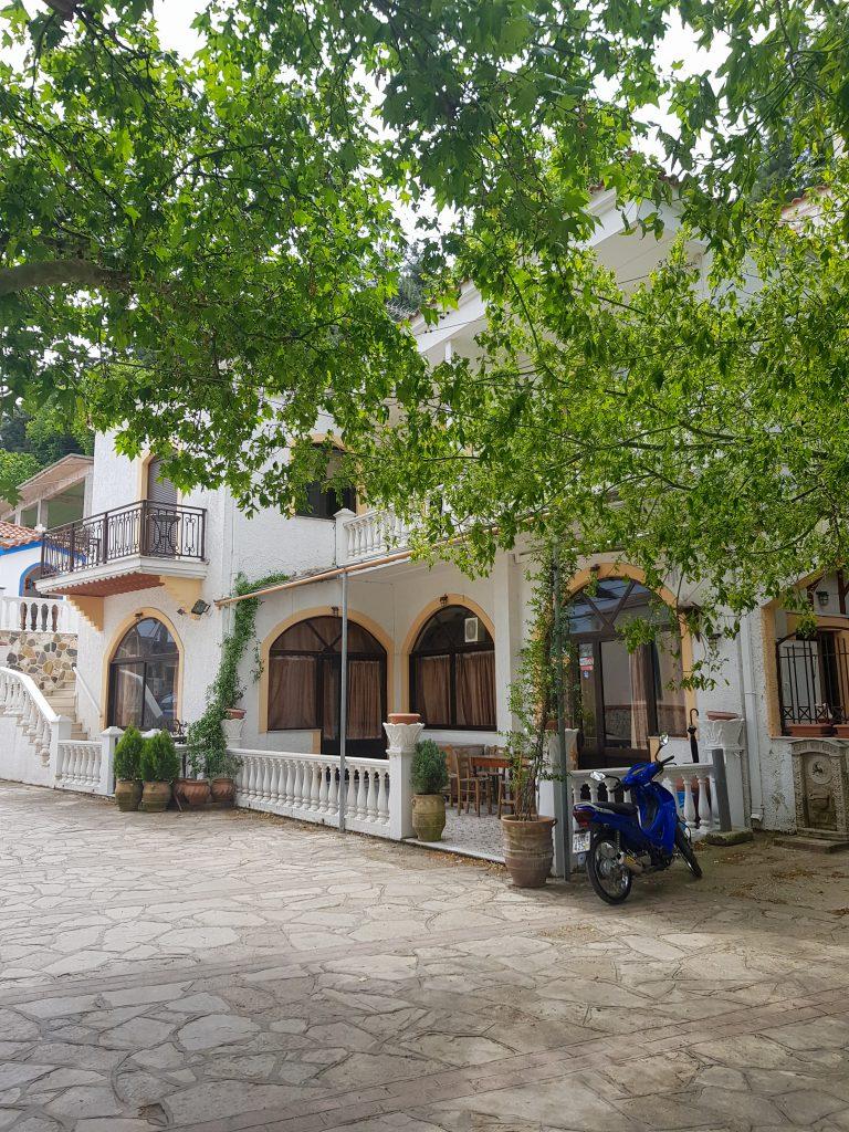 Bergdorpje mooiste plekjes Samos