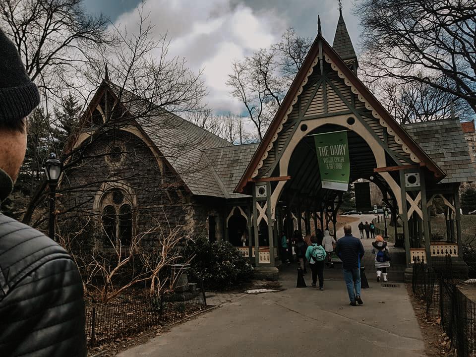 Diary Farm Central Park