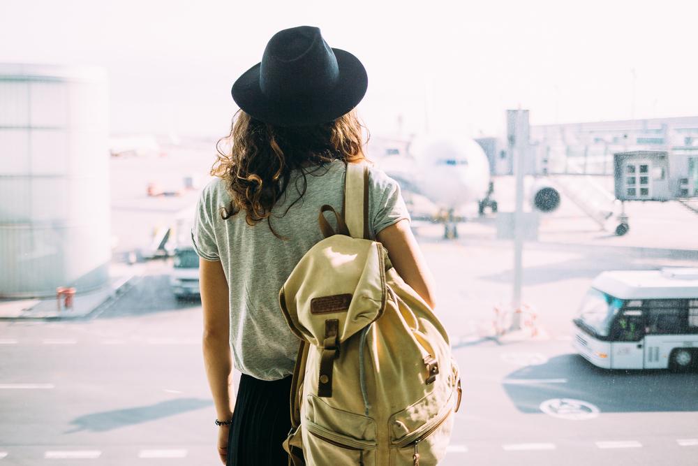 tips voor een lange vlucht