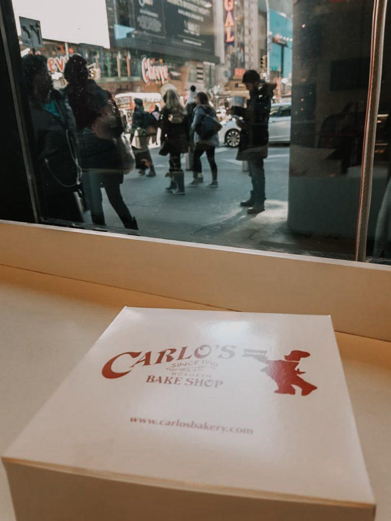 Carlo's Bakery zitplek