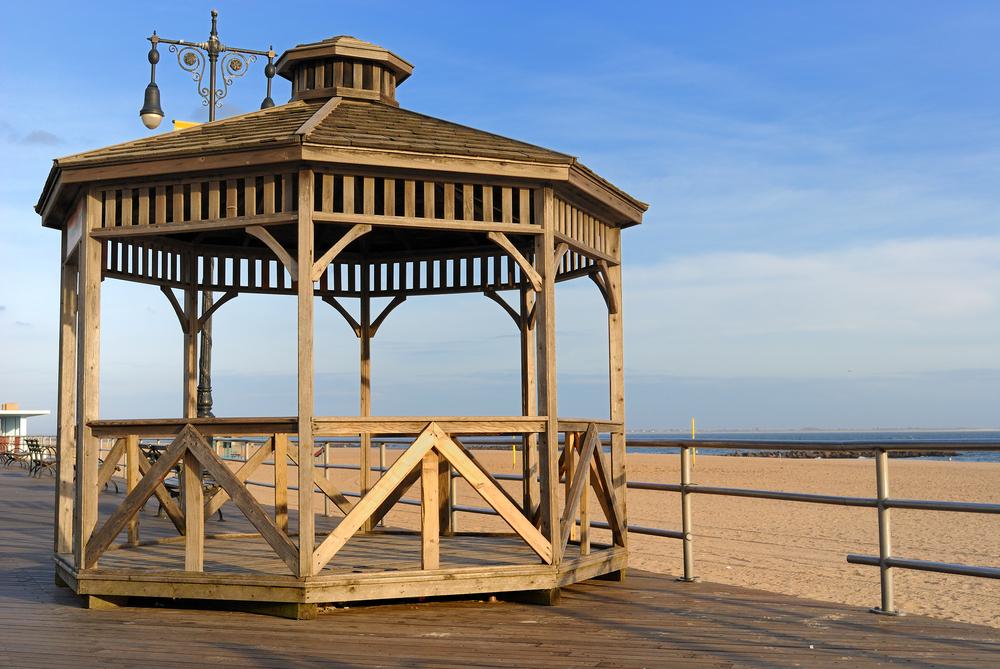 Paviljoen Coney Island Shutterstock
