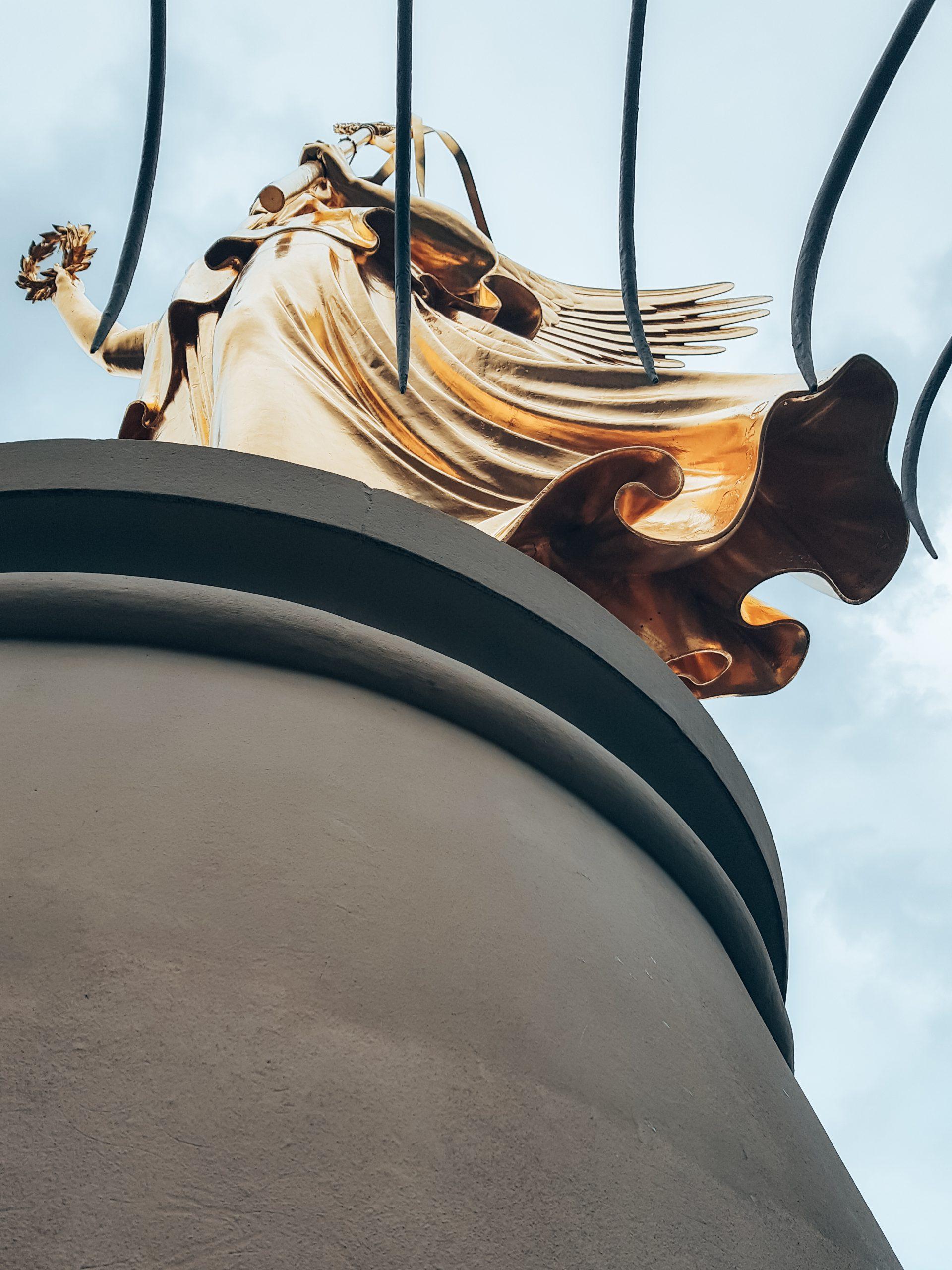 Gouden beeld Victoria Siegessaule