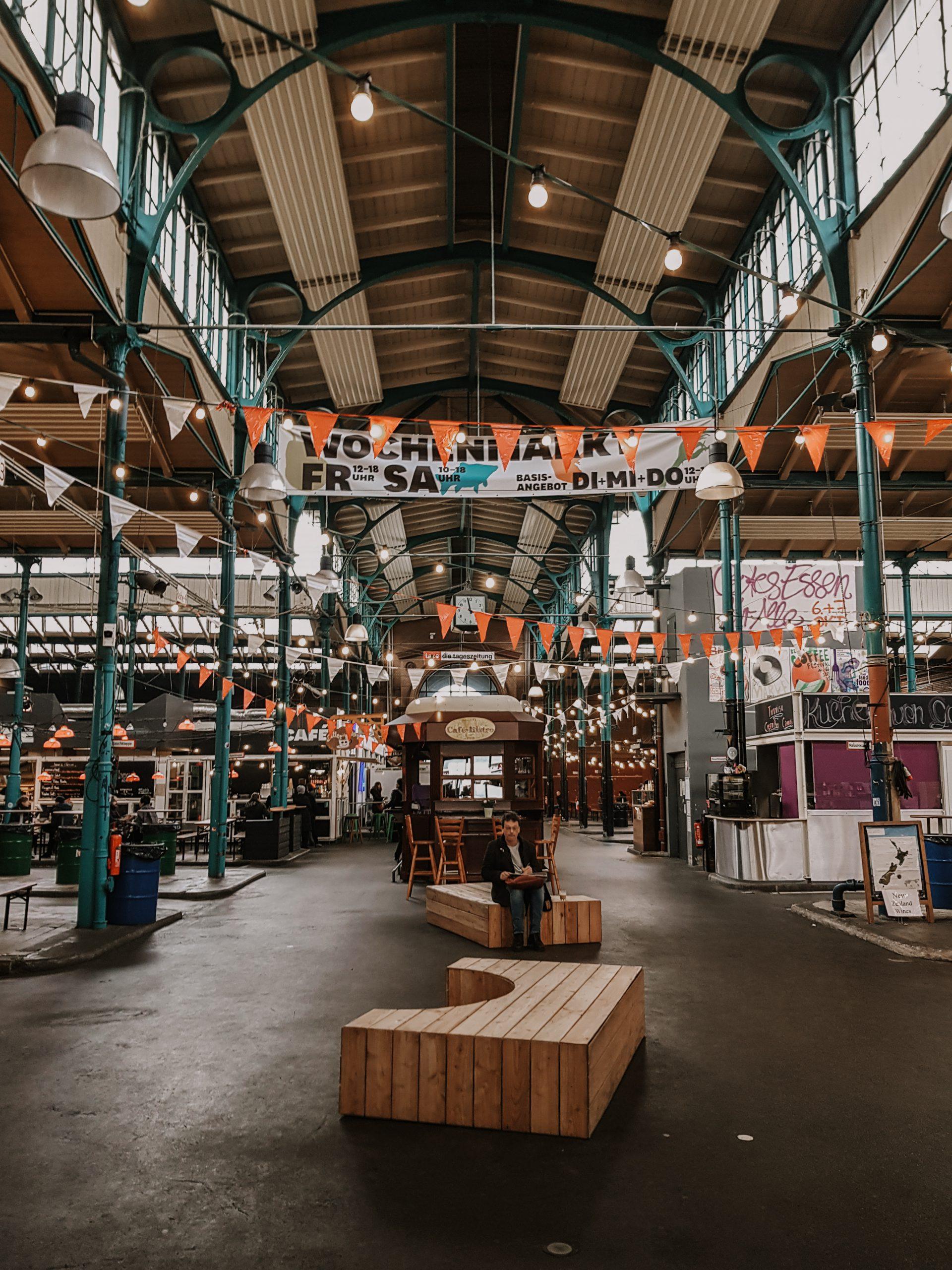 Markthalle Neun IX