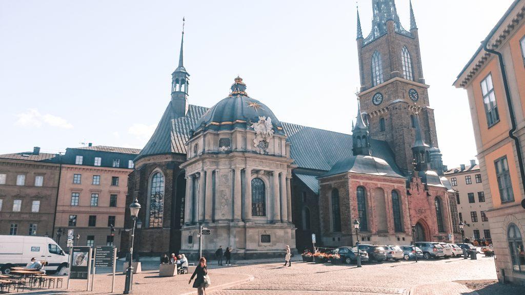Kerk Stockholm