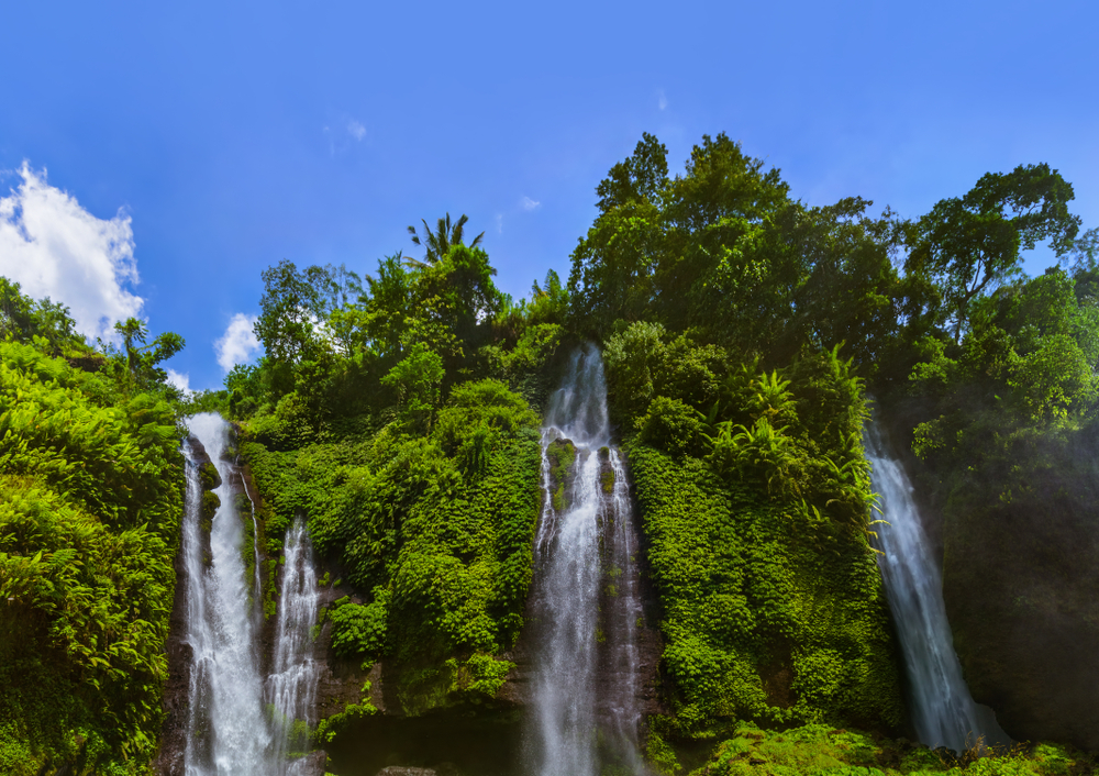 Sekumpul waterval Bali