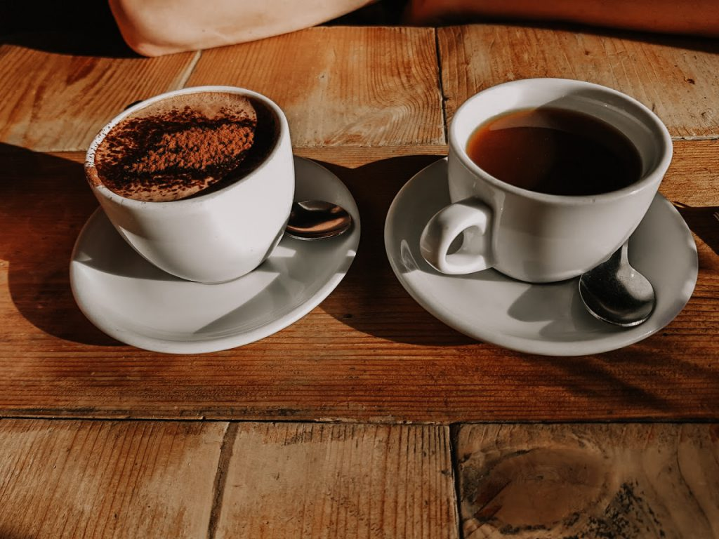 Koffie bij Citizen Cafe