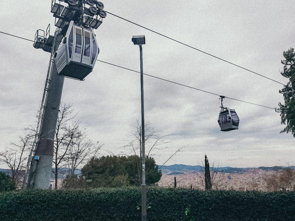 Gondels Teleféric de Montjuïc