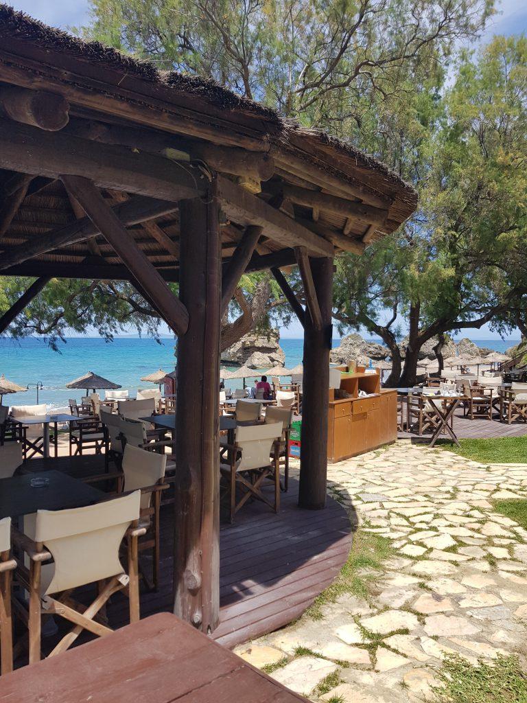 Xigea beach taverna