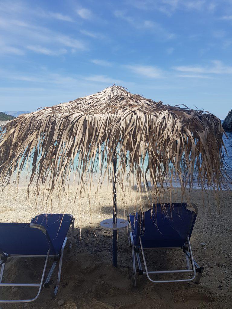 Xigea beach ligbedjes