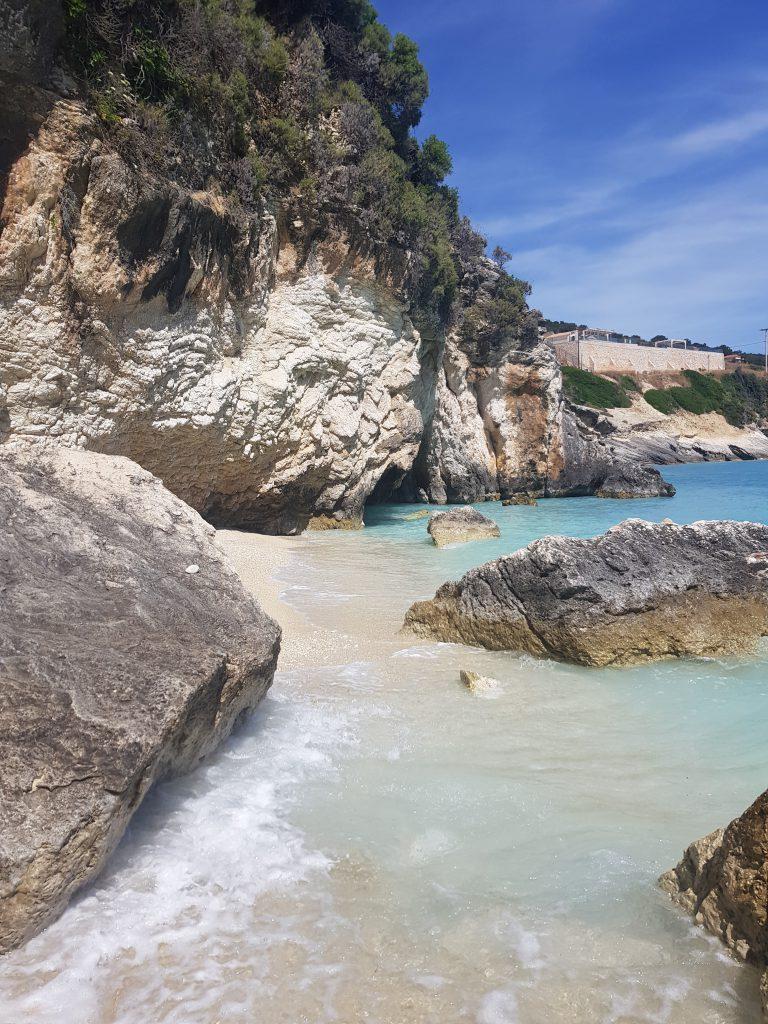 Xigea beach strand