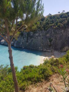 Uitzicht Xigea beach