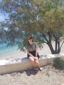 Jasmijn bij Makris Gialos