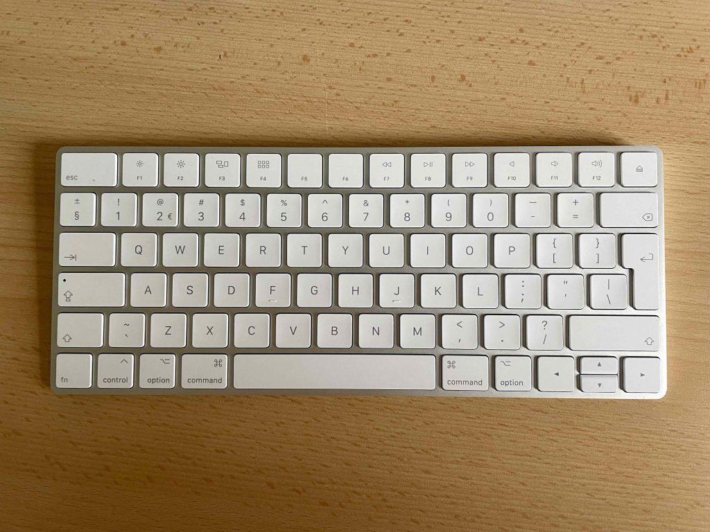Toetsenbord van Apple